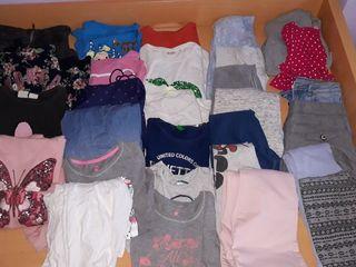 ropa 9 años