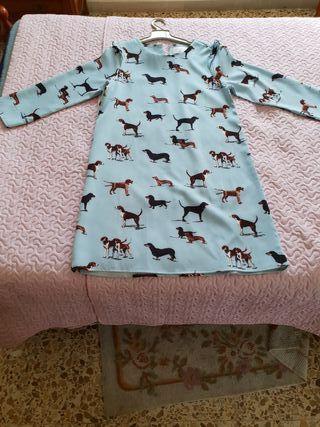 vestido de perritos