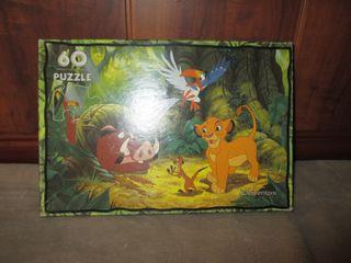 Puzzle El Rey Leon 10 €