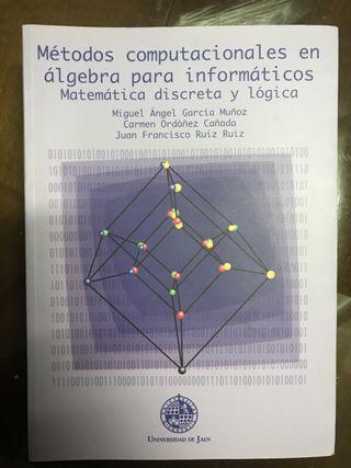 Métodos computacionales en álgebra para informátic
