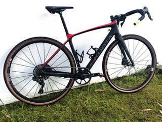 Bicicleta Gravel Kuota K all Road LFS di2 disc