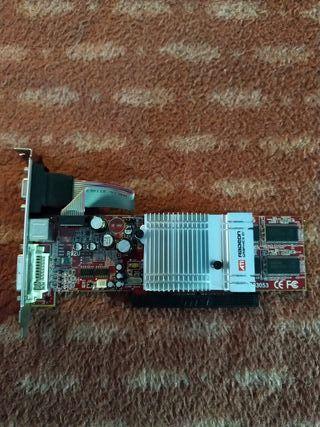 TARJETA GRAFICA AGP ATI RADEON 9250 R92U-LD3 DDR2