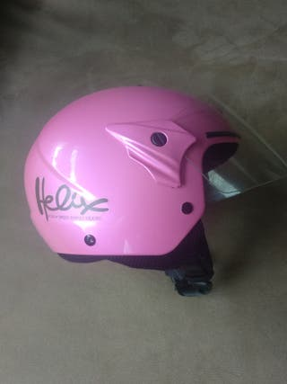 Casco de moto junior