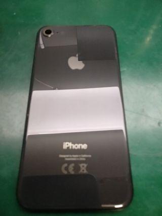 chasis iPhone 7 negro
