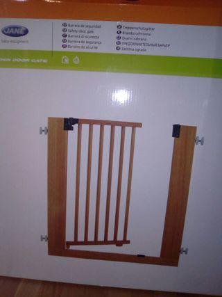 Barrera protección puertas/escaleras