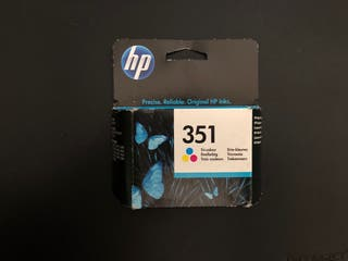 Cartucho original HP 351