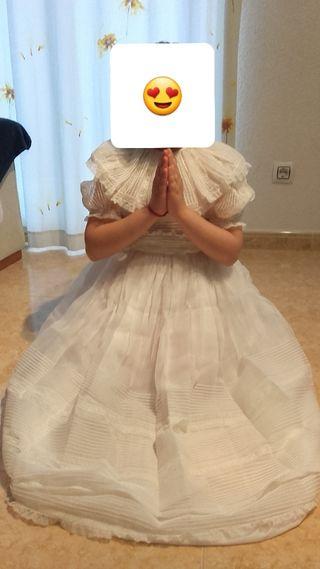 Vestido comunión.