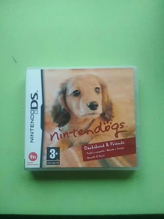 Nintendogs Nintendo DS
