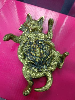 Cenicero bronce