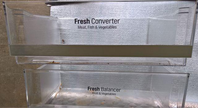 Cajones frigorifico LG nuevos