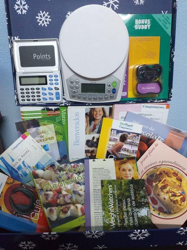 Baul Dieta De Los Puntos Weight Watchers De Segunda Mano Por 175