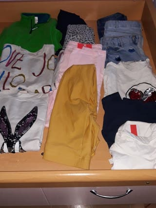 ropa t 10 años