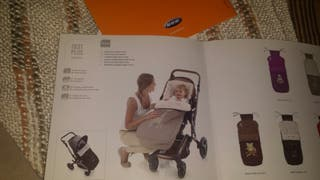 Saco Jané bebé carrito