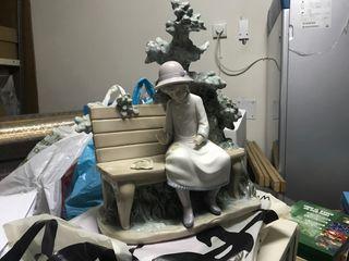 Muñeca porcelana Lladró
