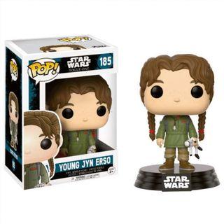 Figura POP! Vinyl Star Wars Rogue One Young Jyn