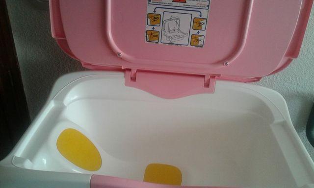 Bañera con cambiador zona Usera