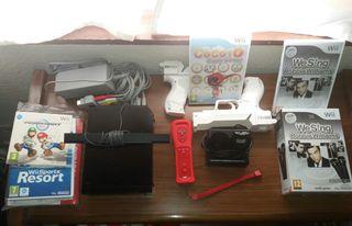 Wii Nueva + varias cosas