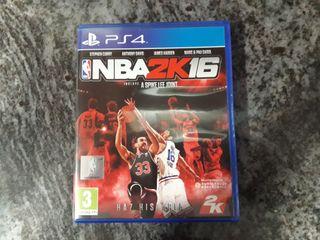 NBA 2K16 play 4