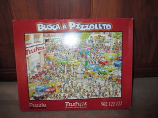 Puzzle pizzoleto 10€