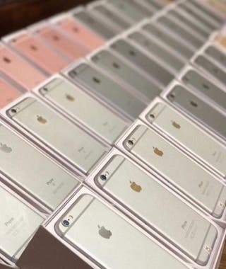 IPhone 6, iPhone 6s, iPhone 7 un año de garantia