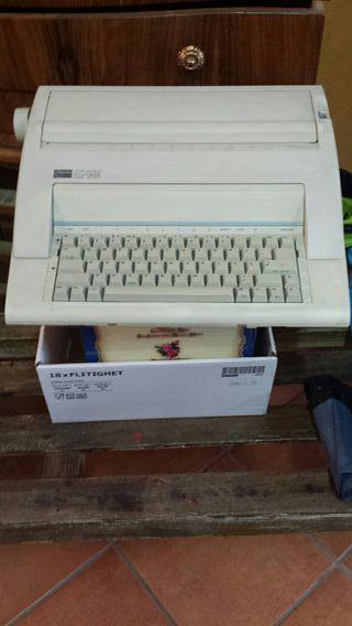 Màquina escribir elèctrica