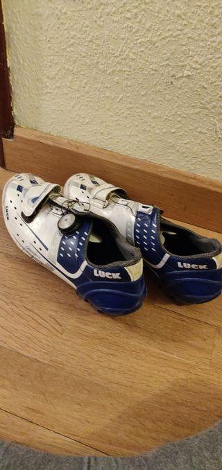 zapatillas de MTB luck talla 43