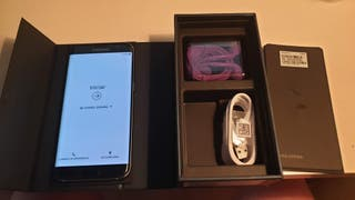 Samsung S7 Edge Dual SIM y 128GB Negro
