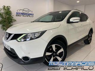 Nissan Qashqai 1.5dCi 360 4x2 desde 240 euros/mes