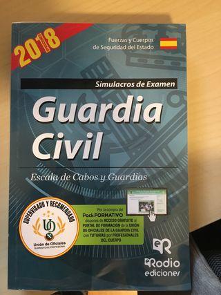 Test Guardia Civil