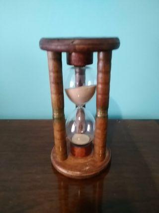 Adorno reloj .