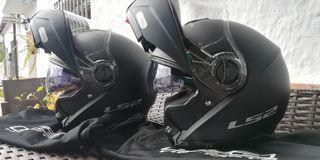 cascos Ls2 abatibles