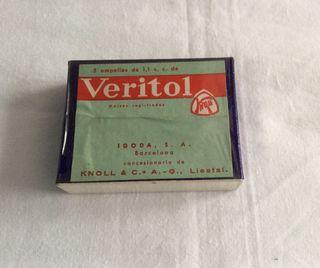 Caja medicamento antigua , portes incluidos
