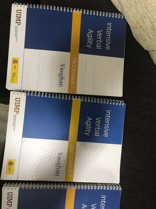 Libro ingles programa vaughan