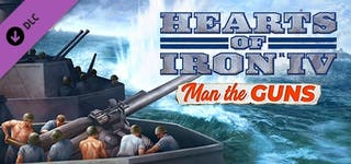 Hearts of Iron Man the Guns