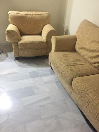 Sofa más butacon