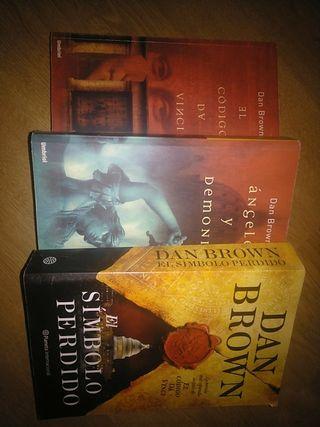 Trilogía El Código da Vinci