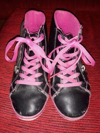 Zapatillas niña Silver