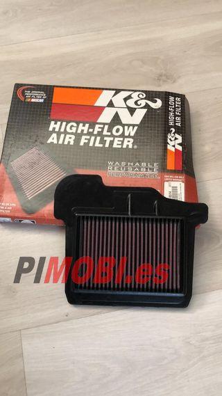 Filtro de potencia KN