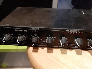 dbx 266XL compresor