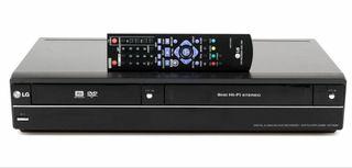 LG Combo DVD RCT699H