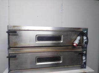 horno eléctrico pizza&pan