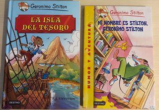 Libros Geronimo Stilton