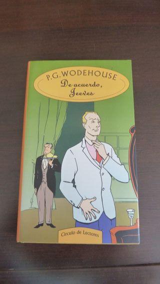 De acuerdo, Jeeves (P.G. Wodehouse)
