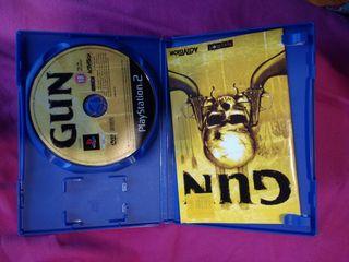 Videojuego Gun ps2