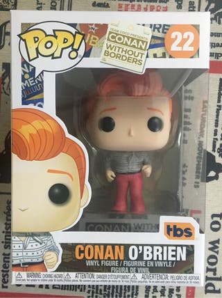 Funko Pop! Conan O'Brien K-Pop