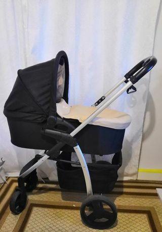 carricoche silla paseo y capazo