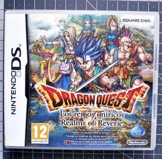 Dragon Quest Los Reinos Oníricos VI
