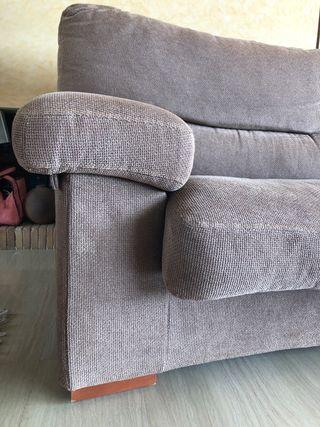 Sofá de 210cm