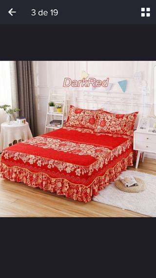 trajes de cama