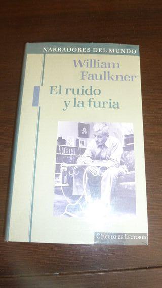 El ruido y la furia, de William Faulkner.